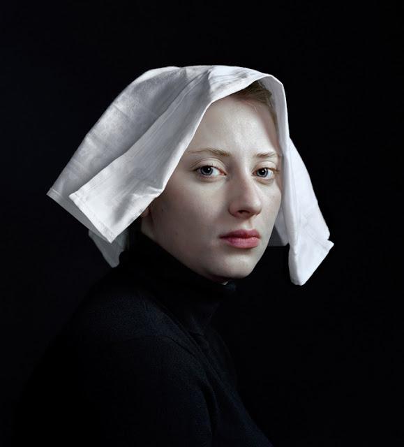photos that emulate flemish paintings
