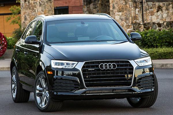 2017 Audi Q3 Review Interior and Exterior