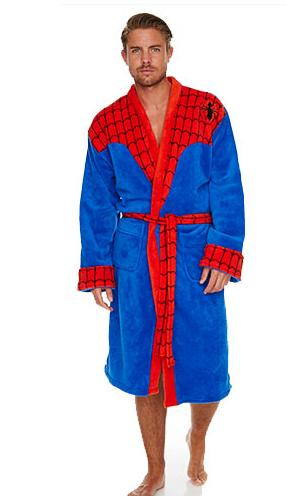 Spiderman Bathrobe