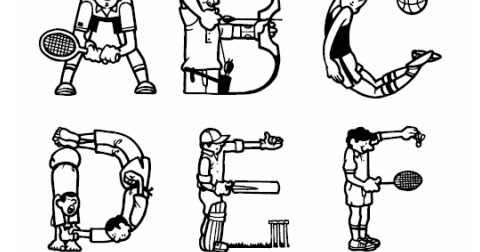 Locker Room Sports Pages Coloring Pages
