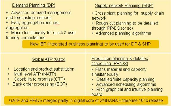 SAP SCM Info