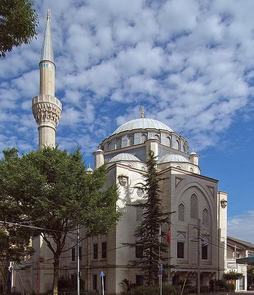 мечеть в Японии в Токио