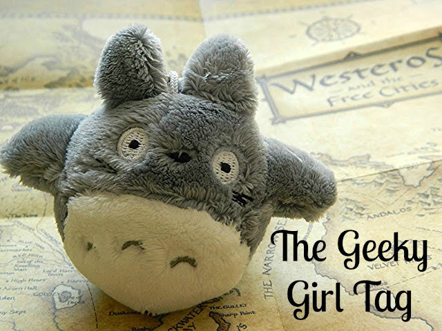 The Geeky Girl Tag