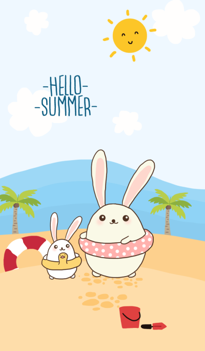 -Hello summer-