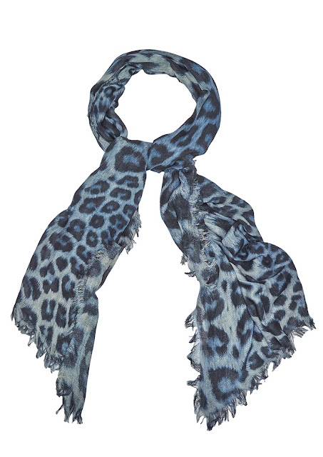 The Dressing Room St Alban, Lily and lionel bianca silk mix scarf