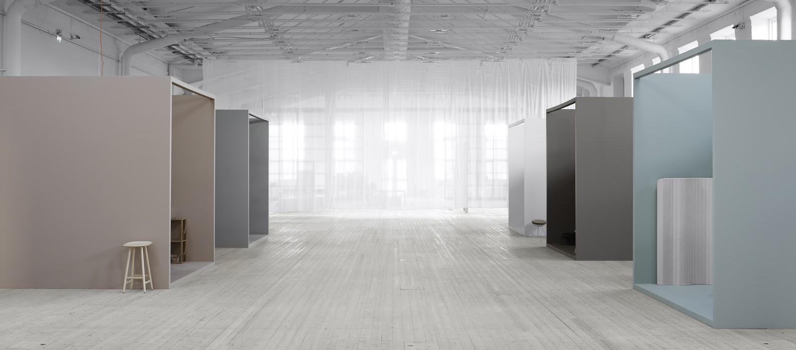 Riviste Di Design D Interni.Mostra L Immagine Nell Arredamento A Stoccolma By Note Design