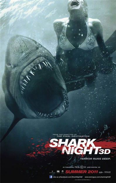 Thiskevin Jaws Vs Shark Night Two Kinds Of Shark Movie