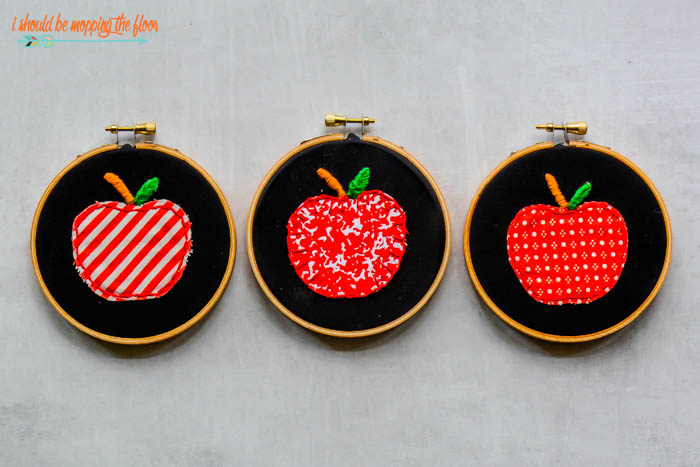 Easy Apple Teacher Gifts