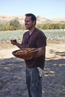 Chef Laurence Jossel of Nopa