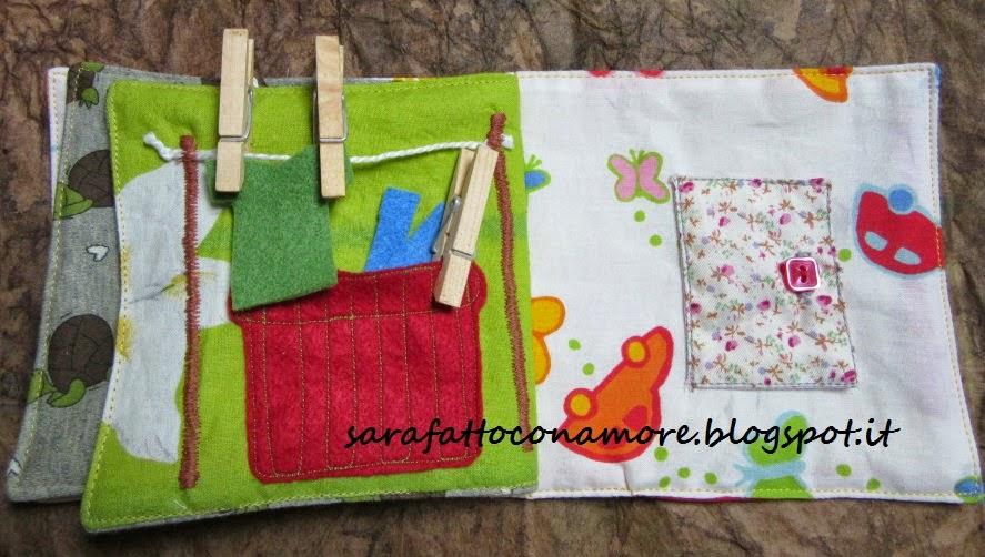 Favoloso sarafattoconamore: Busy books PB71