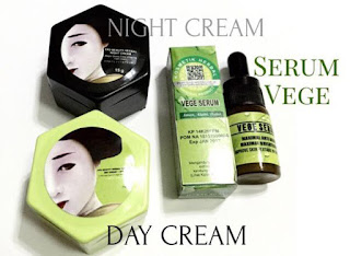 Paket Cream Magic Glossy FPD Beauty Herbal