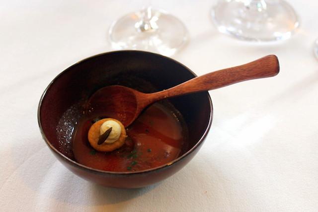 Gaspacho soup