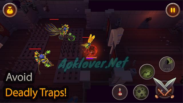 King of Raids Magic Dungeons MOD APK