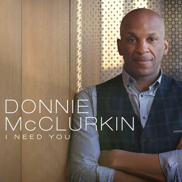 Video: I Need You –  Donnie McClurkin
