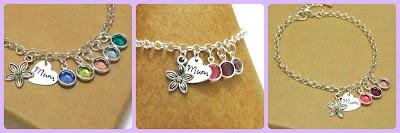 Mum Charm Bracelet