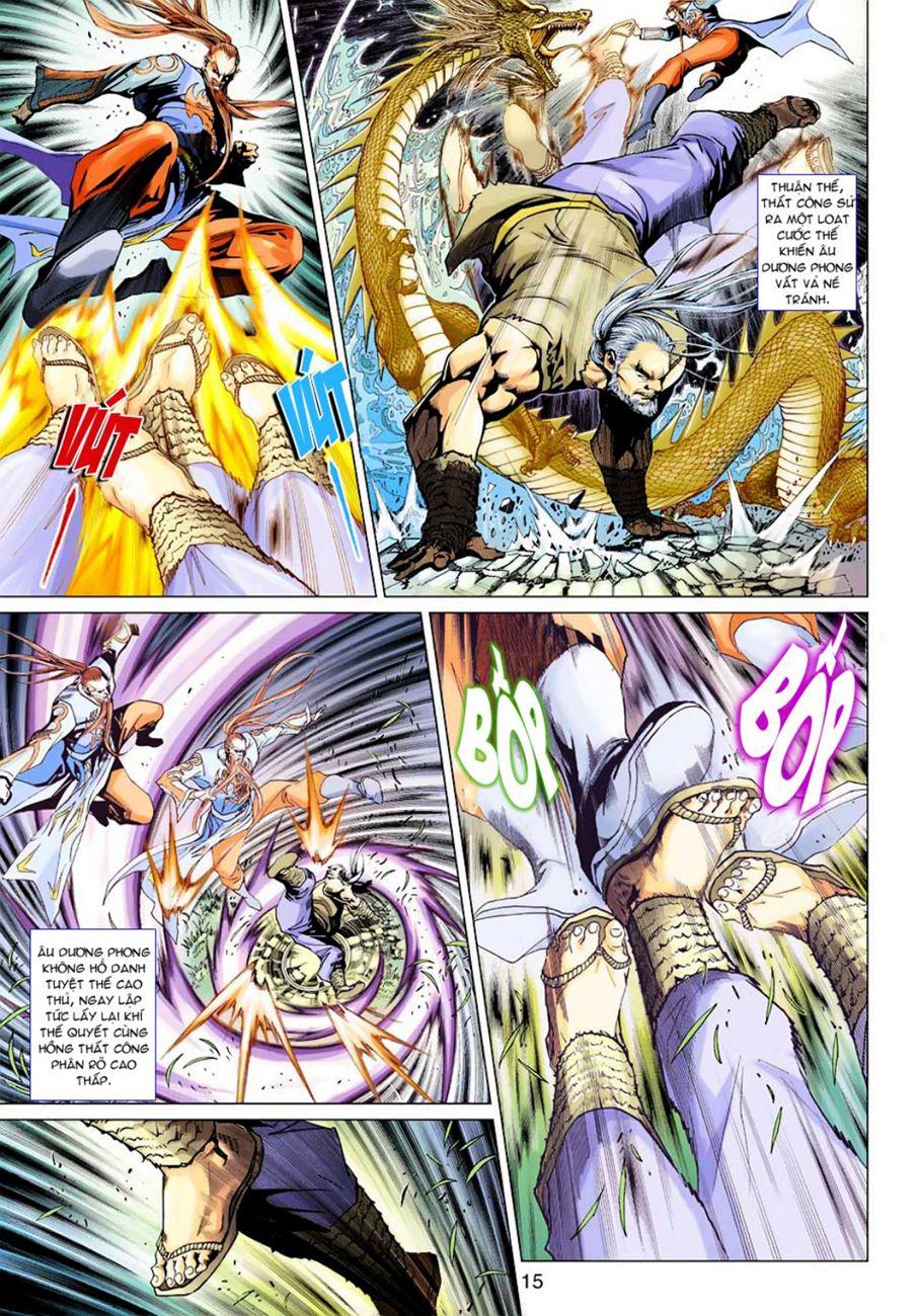 Anh Hùng Xạ Điêu anh hùng xạ đêu chap 45 trang 15