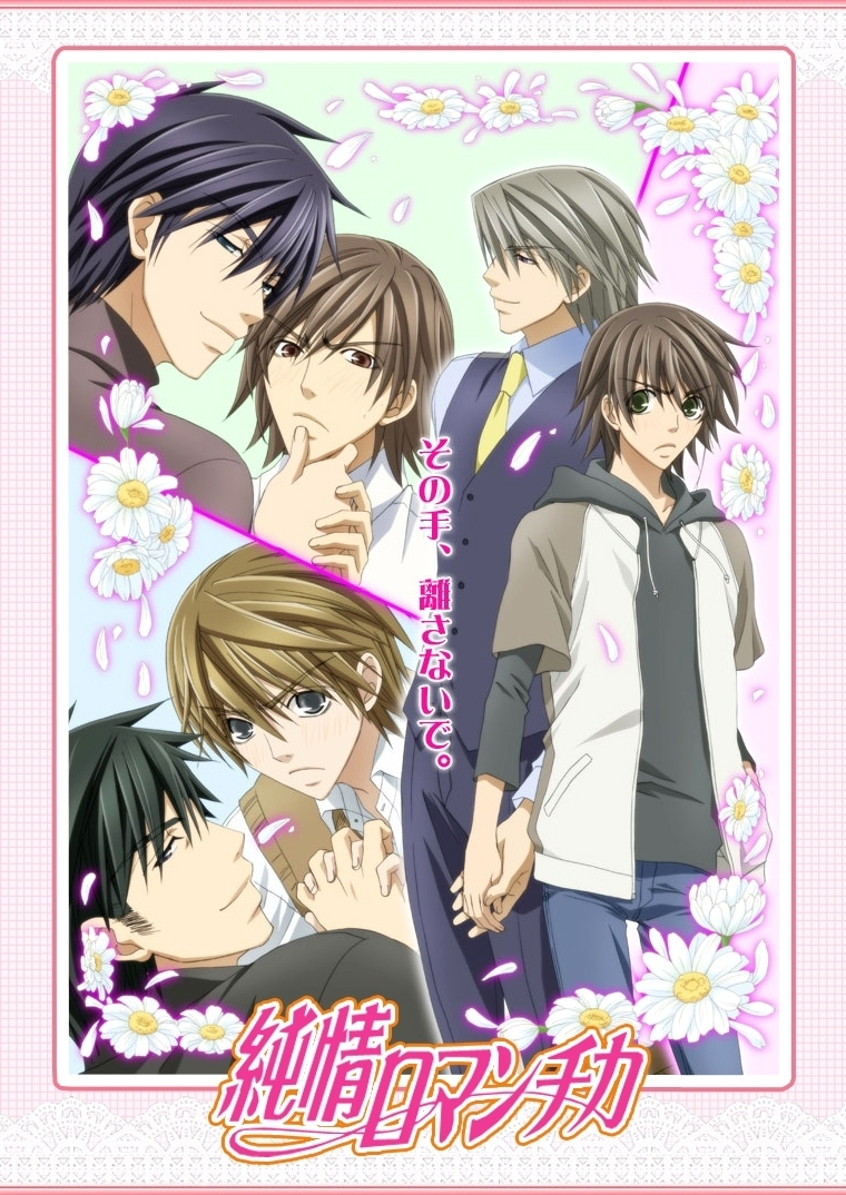 Junjou romantica season 1 1 12 episode sub indo download nonton