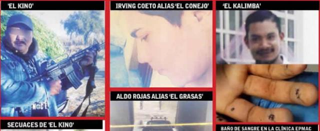 Deja 20 muertos la purga huachicolera del CJNG