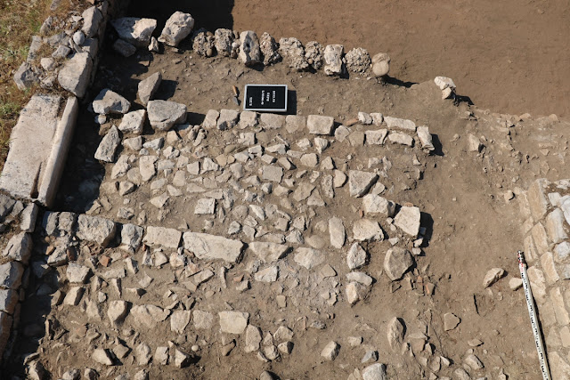 Illyrian temples found at ancient Doclea in Montenegro