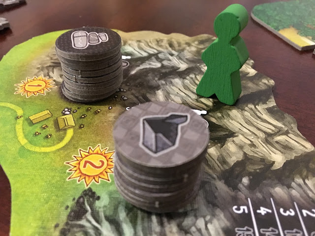 Altiplano Renegade Game Studios Alpaca Stone Ore Mine Location Tile