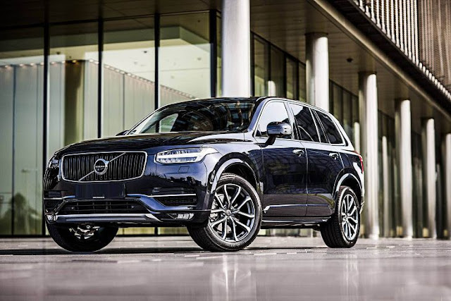 2017 Volvo XC90 T8 Owners Manual Pdf