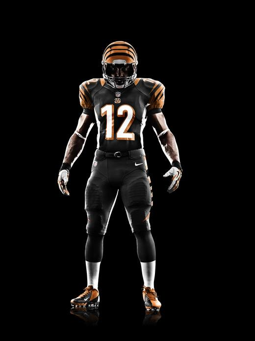f6e1e8db5 The Sketchpad: Nike Unveils New NFL Uniforms
