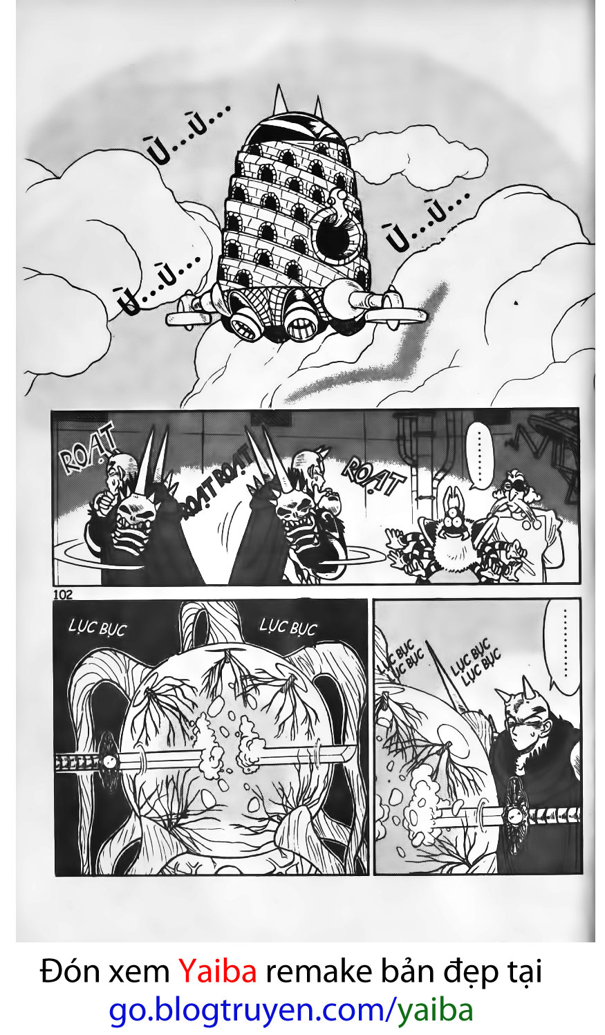 Yaiba chap 65 trang 9