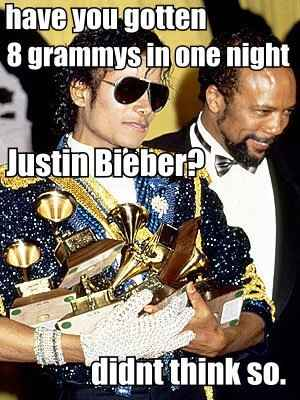 Michael Jackson 8 Grammys Meme