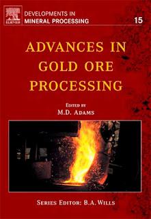 Advances in gold ore processing - Adams - geolibrospdf