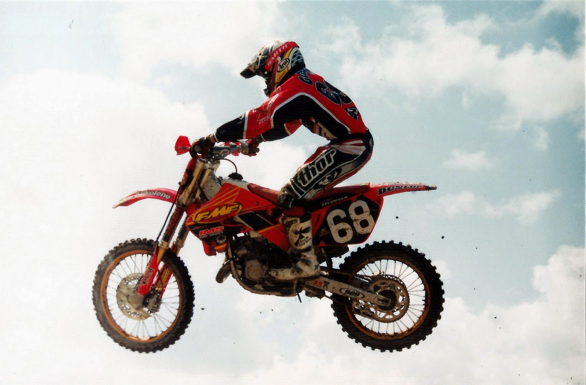 Chris Gosselar Broome Tioga 1999