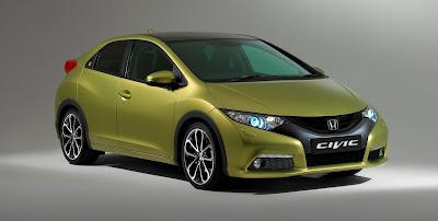 Honda Civic I Vtec 2012