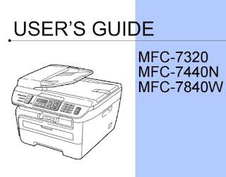 Brother MFC-7840W Manual