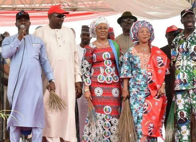 #Edo2016: Build On Oshiomhole's Legacies, Yahaya Bello Charges Obaseki