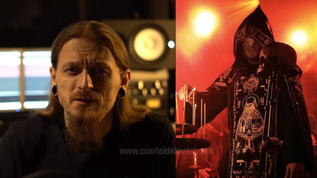 Batushka denuncia guitarrista