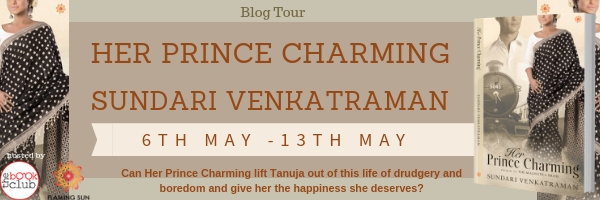 Blog Tour: Her Prince Charming by Sundari Venkatraman