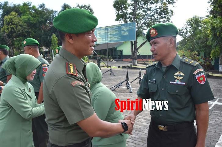 Danrem 141/Tp, Prajurit Yang Naik Pangkat Harus Mampu Mempertanggungjawabkan