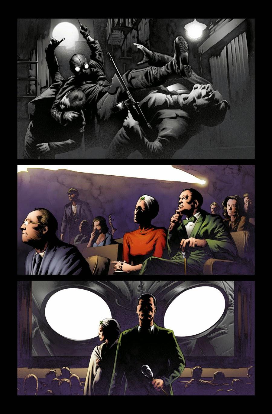 Avance edge of spider verse diferentes spidermans de - Spiderman noir 3 ...