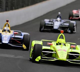 سوف IndyCar سباق سيارات هجينة 900 - القدرة بالحصان ابتداء من 2022