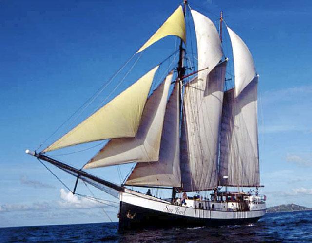 SV Sea Pearl