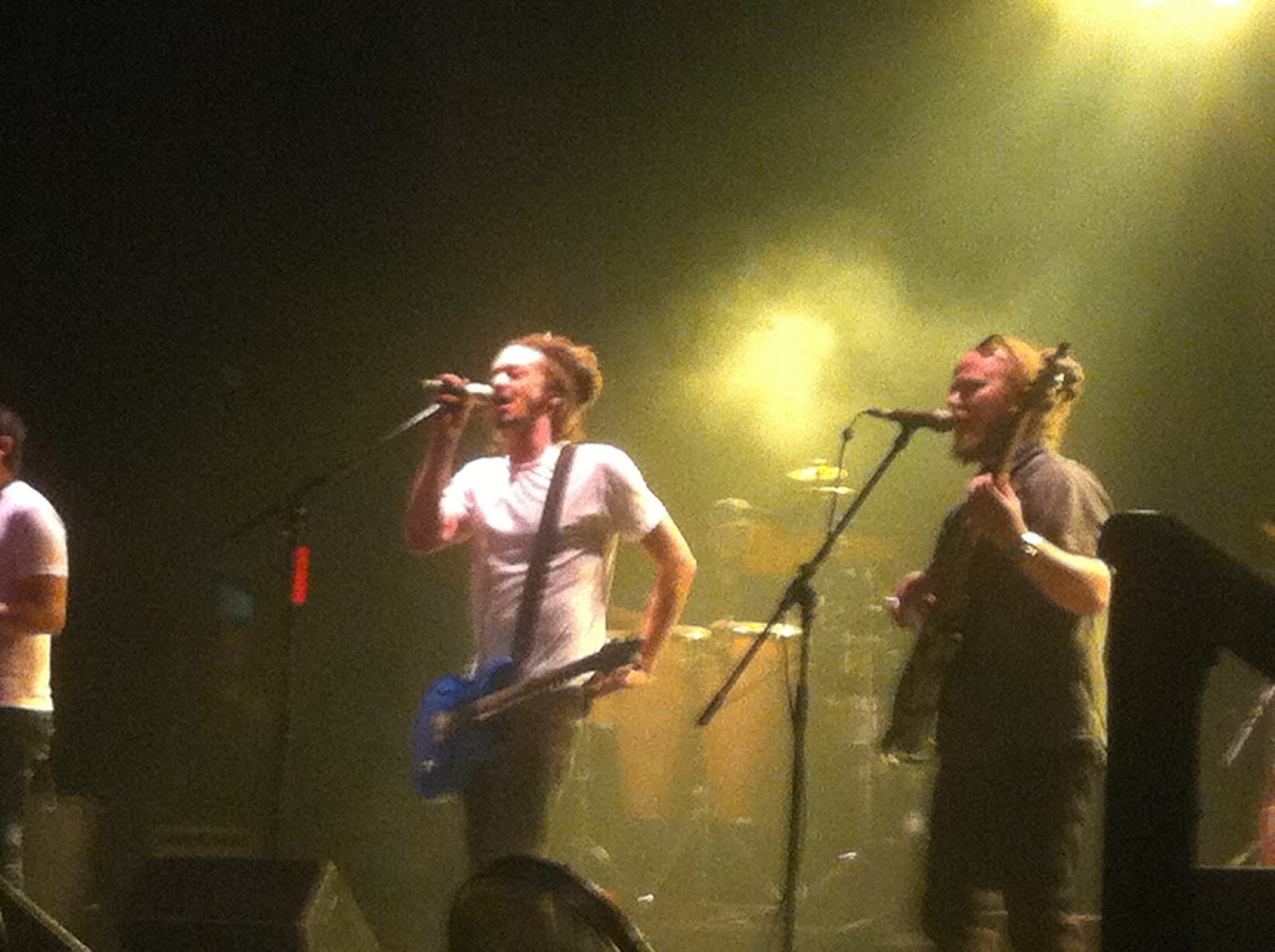 The Reggae Review: SOJA ROCKS VALPARAISO, CHILE !!