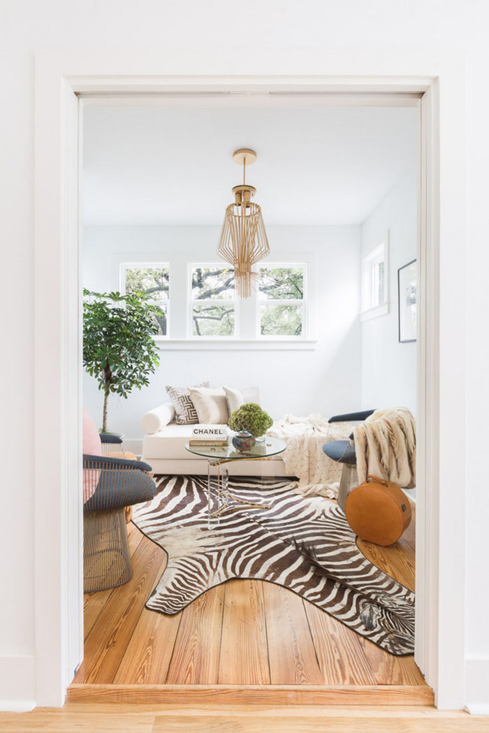 You Could Actually Stay In This Eclectic Glam Home | Kayla Lynn
