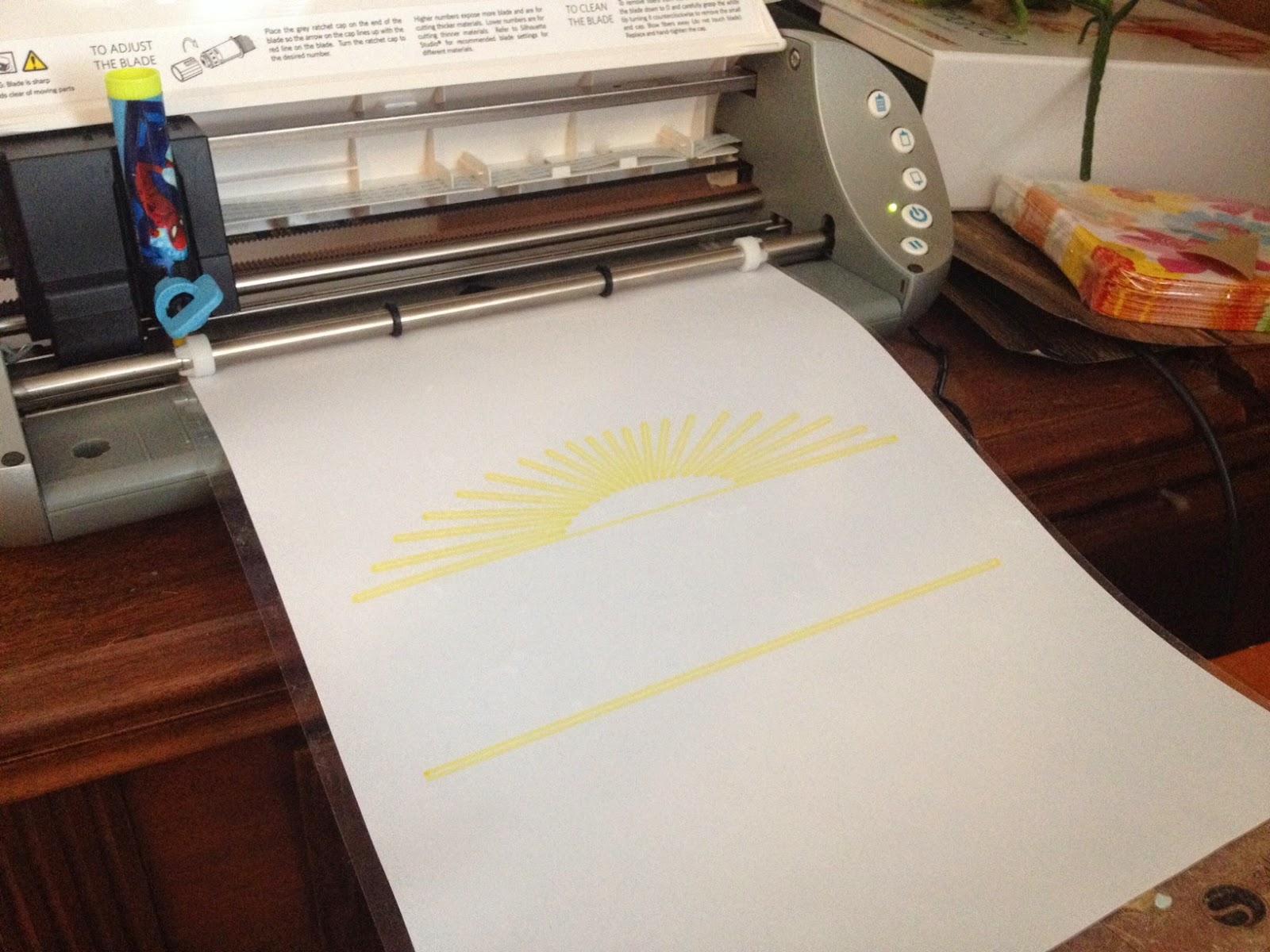 Sketch pens, multiple, Silhouette, Silhouette Studio, Silhouette Portrait