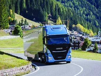 Com GNV e GNL, caminhões da Iveco estão prontos para o futuro