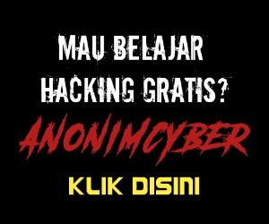 Belajar Hacking Anonimcyber