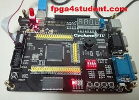 Altera FPGA boards for beginners - FPGA4student com
