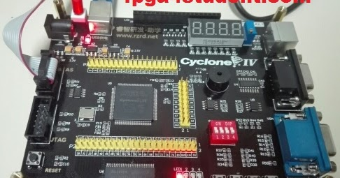 Altera FPGA boards for beginners - FPGA4student com
