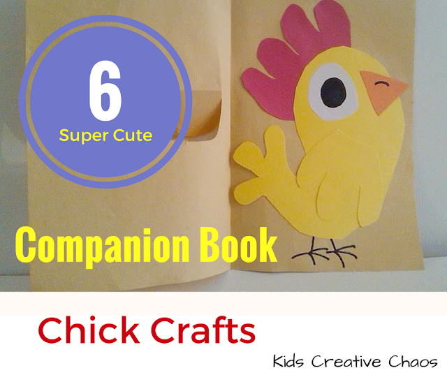Baby Chick Crafts Projects: Companion Book