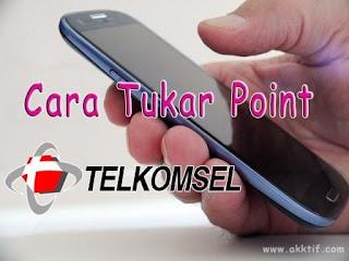 Cara Cek Poin Telkomsel dan Tukar Dengan Pulsa Nelpon, Kuota