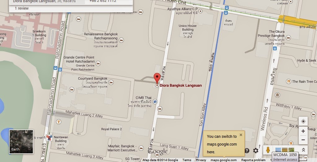 Diora Bangkok Langsuan Map,Map of Diora Bangkok Langsuan,Tourist Attractions in Bangkok Thailand,Things to do in Bangkok Thailand,Diora Bangkok Langsuan accommodation destinations attractions hotels map reviews photos pictures