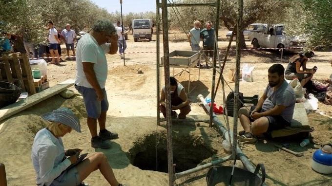 Σπουδαία αρχαιολογική ανακάλυψη: Στο φως μινωικός τάφος 3500 ετών στην Ιεράπετρα .